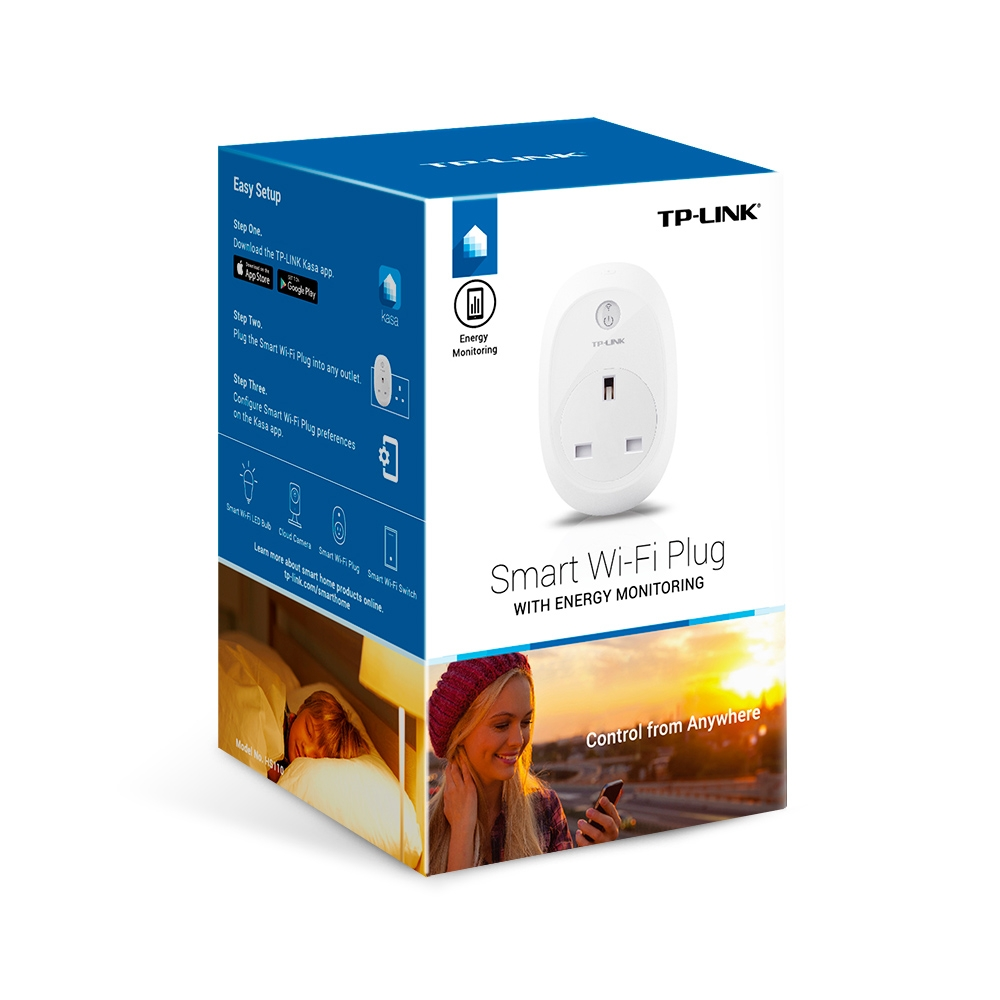New Tp Link Smart Plug Hs110 Smart Home Products