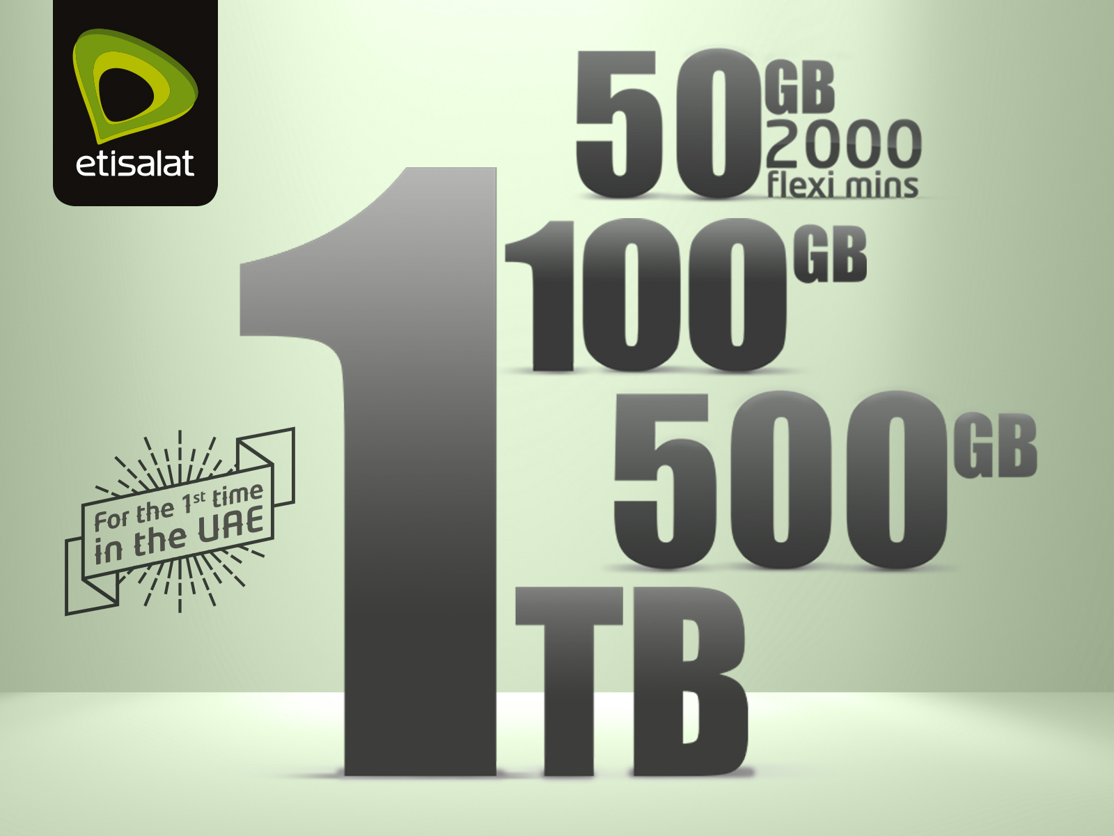Etisalat Data Packages | Mobile Phone Plans
