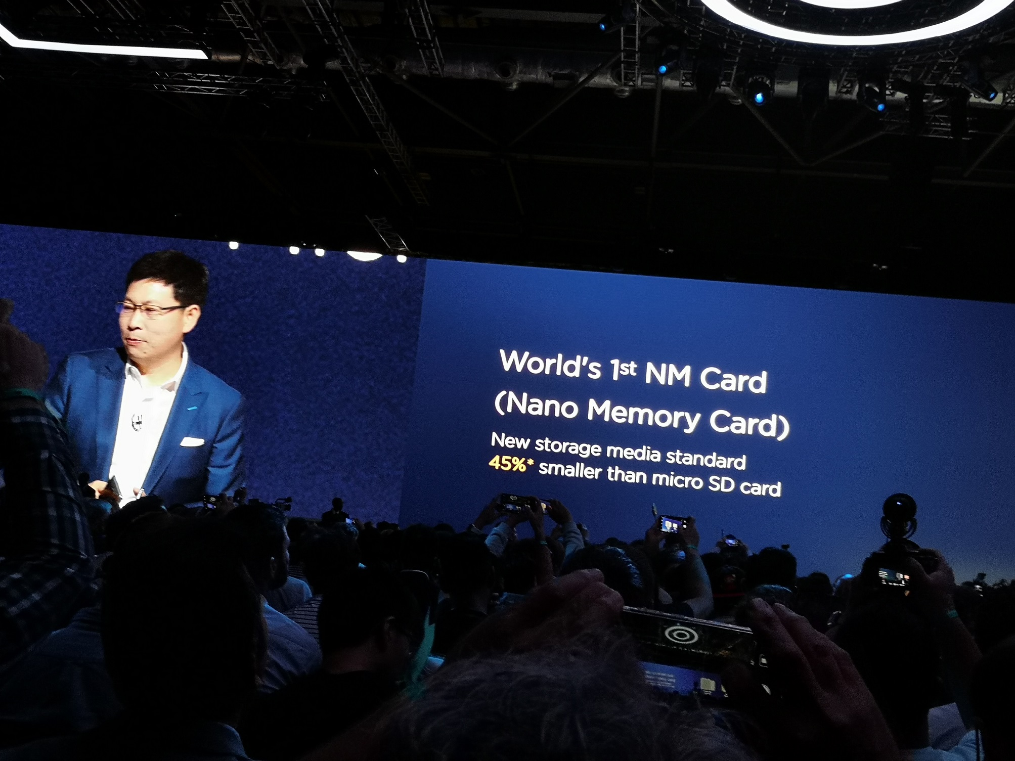 Huawei's Nano Memory Cards: The new standard in phone storage?