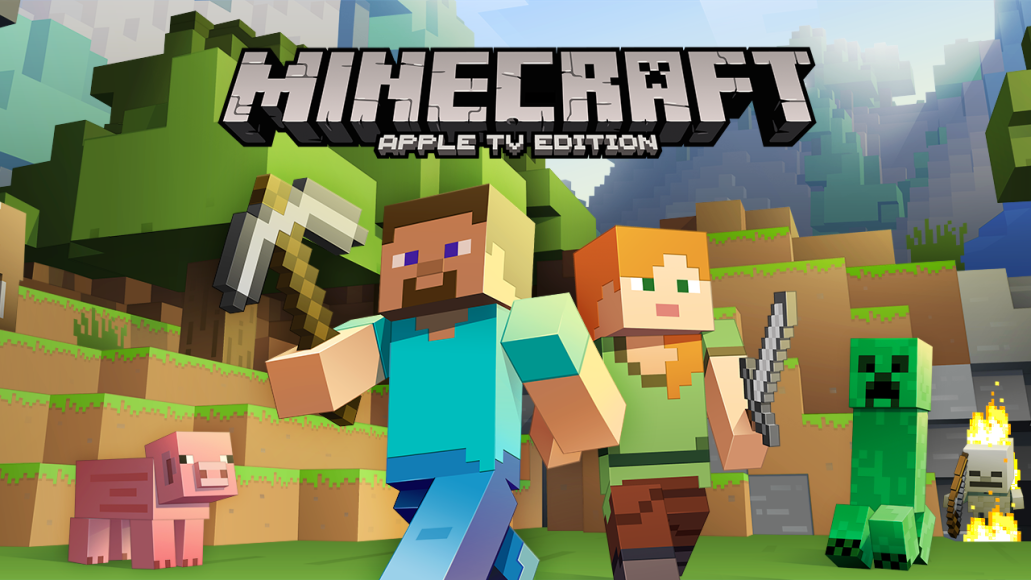 Microsoft removes Minecraft for Apple TV because no one is