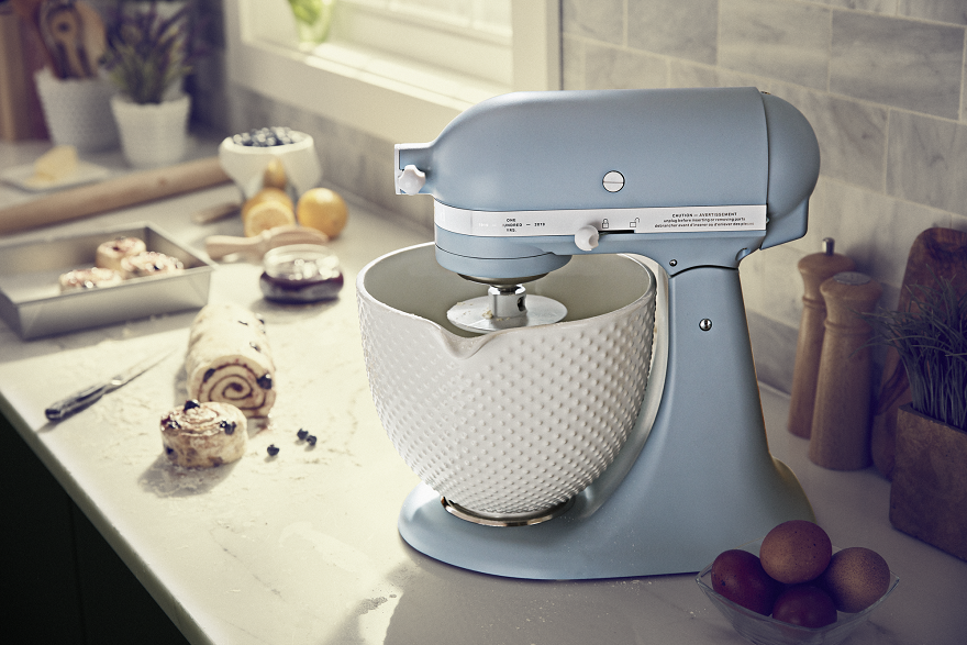 With The Limited Edition Heritage Artisan Series Kitchenaid