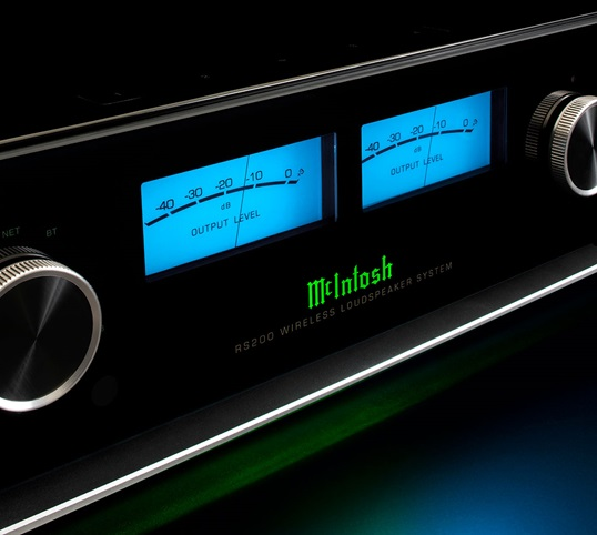 With the RS200, McIntosh takes wireless audio to a whole new