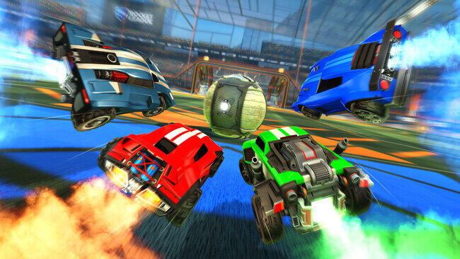 Rocket League is moving to a free-to-play model this summer