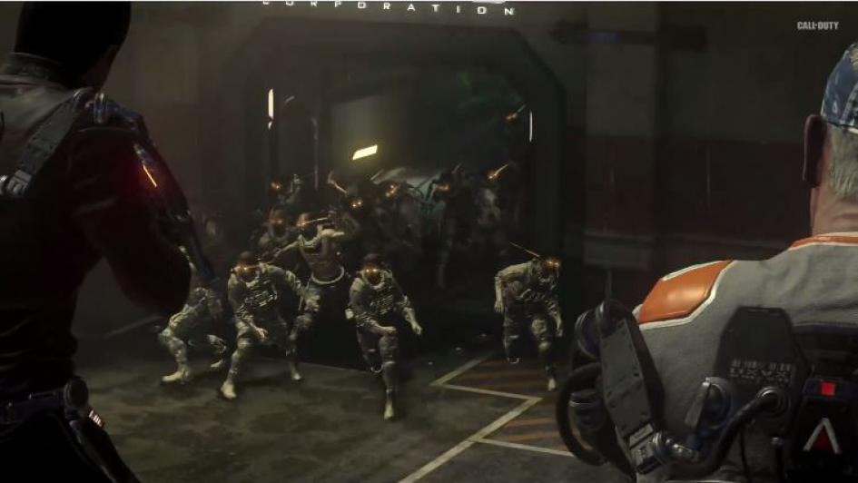 Check Out The Trailer For Call Of Duty Advanced Warfare Exo Zombies