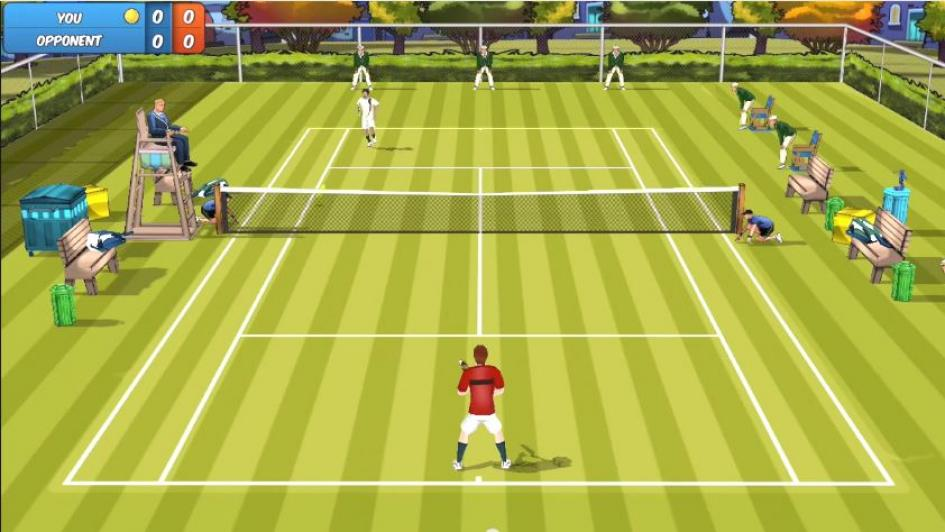 Motion Tennis Cast Will Use Your Chromecast to Convert Mobile into a Racket