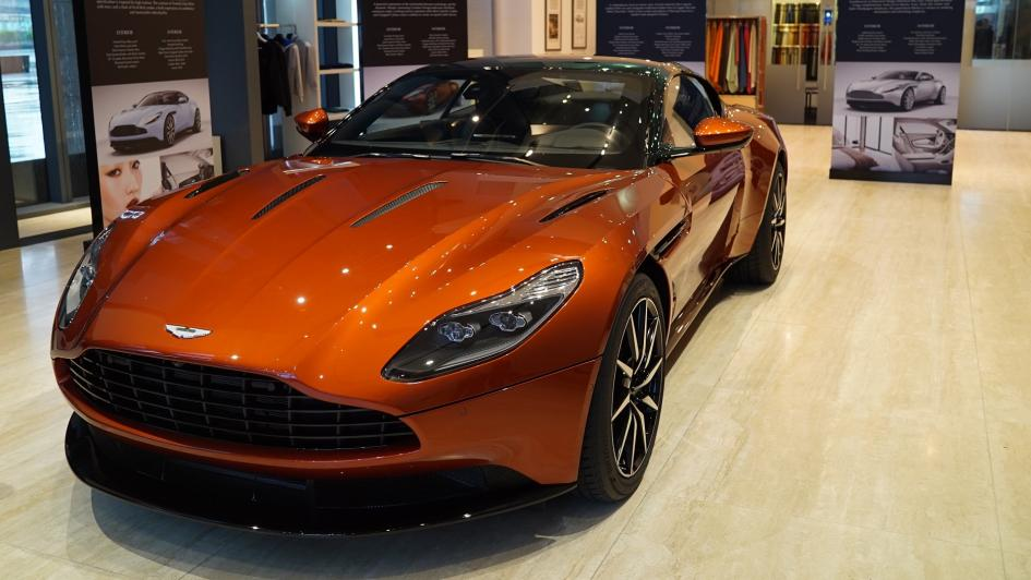 The Aston Martin DB11, unveiled in Dubai! on 1968 aston dbs, aston db, bentley dbs, citroen dbs, aston dbs interior, aston martin's hot, toyota dbs, aston one-77, aston v8 vantage,