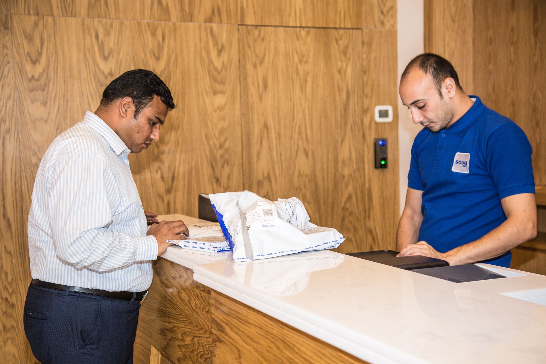Souq launches a physical store so you don't have to wait for delivery